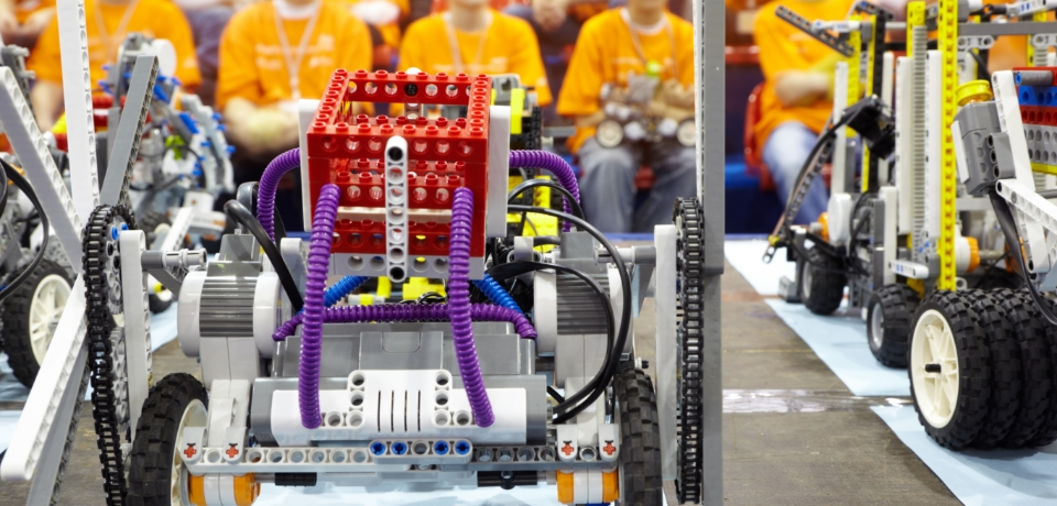 VEX Competition robot